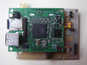 ARM9 board